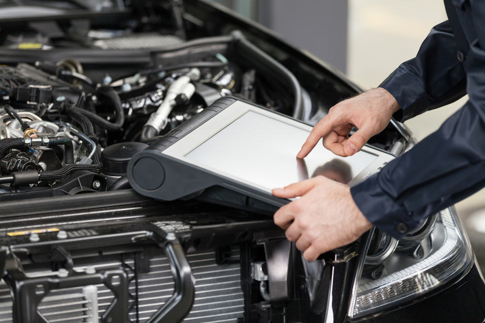 car diagnostic test in Karachi